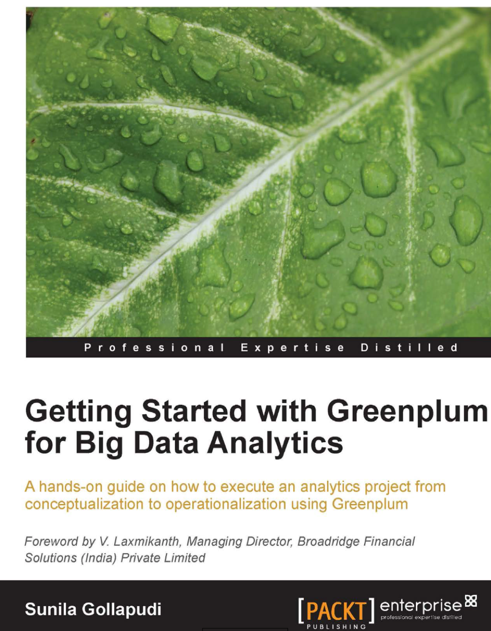 Getting Started with Greenplum for Big Data Analytics at Social-Media.press