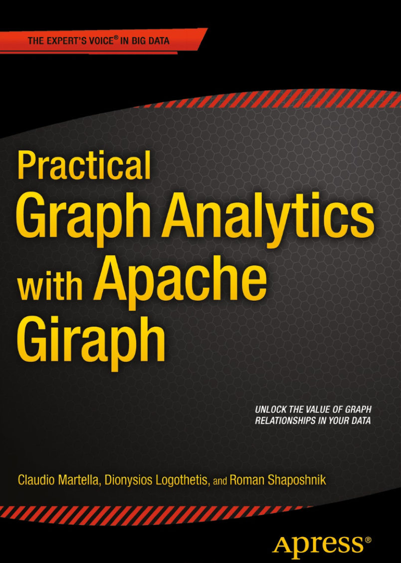 Practical Graph Analytics with Apache Giraph at Social-Media.press