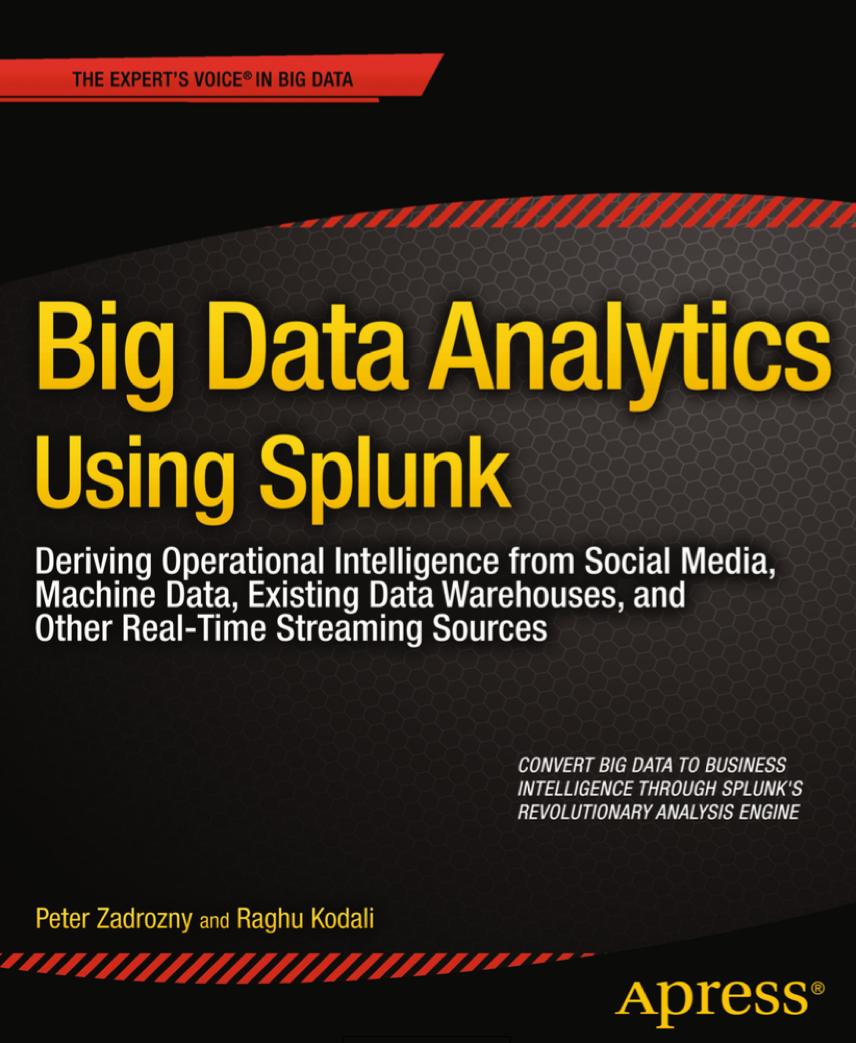 Big Data Analytics Using Splunk at Social-Media.press