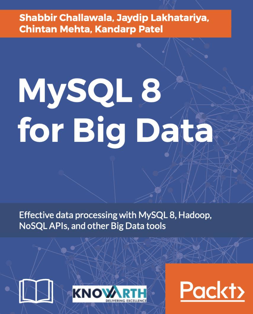 MySQL 8 for Big Data at Social-Media.press